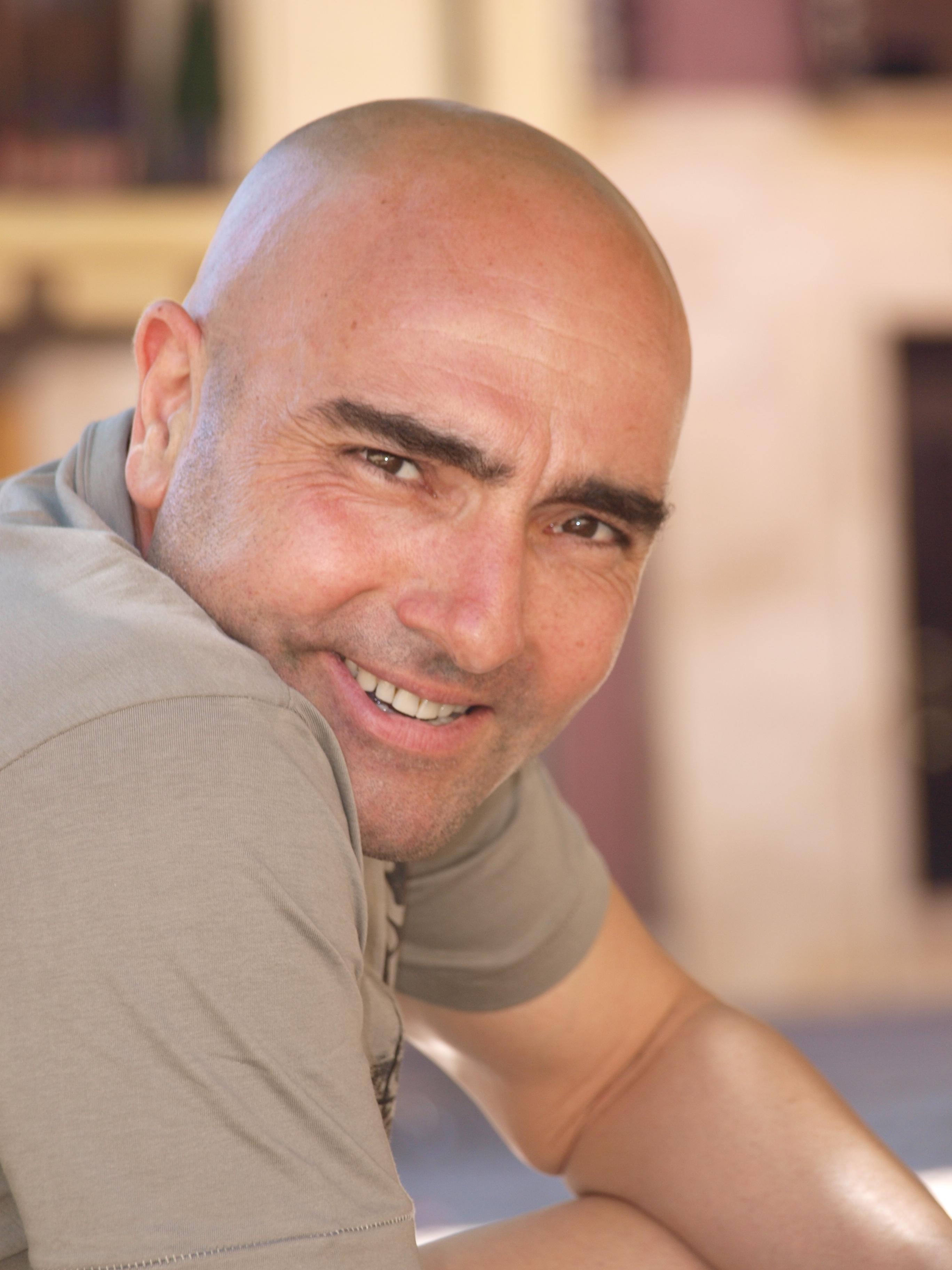Javier, voluntario de empleo de León