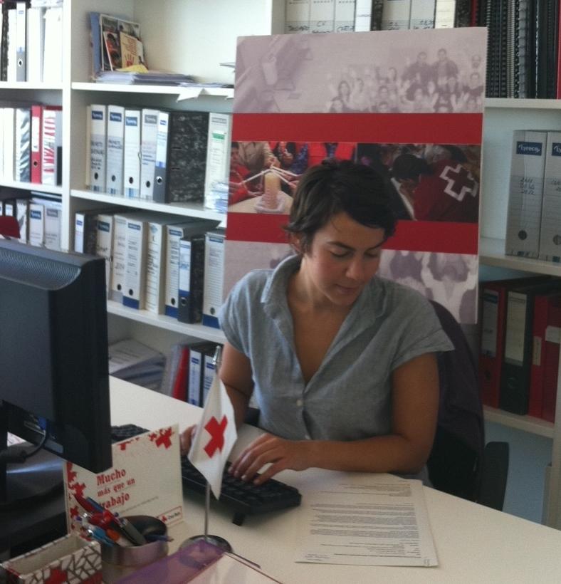 Paula Otero, Responsable de Empleo en Comunidad Valenciana