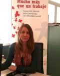 Mónica Ramírez, Coordinadora Estatal de la Red Ariadna