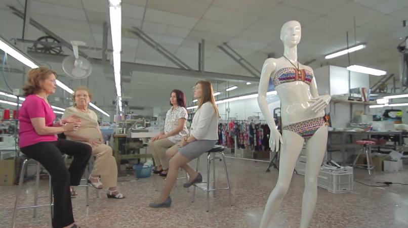 Entrevistas de Trabajo del Plan de Empleo de Cruz Roja. Dolores Cortés